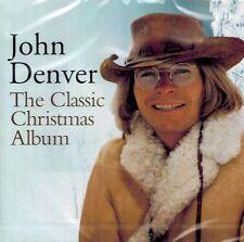CD NEU/OVP - John Denver - The Classic Christmas Album