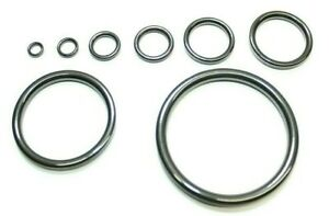 SHIMANO INNER ROD EYE RINGS SPARE REPLACEMENTS FOR ROD EYE REPAIRS VARIOUS SIZES