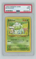 1999 Pokemon Base Set Unlimited Bulbasaur PSA 9 Mint