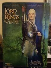 New listing Legolas Sideshow Weta 1/6 scale Figure Lotr Lord Of The Rings Nib
