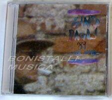GINO PAOLI - '89 DAL VIVO - CD Sigillato