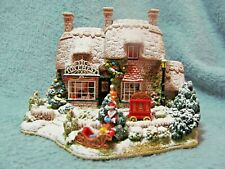 Lilliput Lane - The Christmas Present - Christmas Special Edition - Reduced $