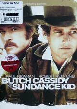 Butch Cassidy And The Sundance Kid Dvd 2 Disc Set New