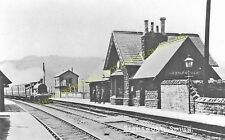 Saddleworth Railway Station Photo. Greenfield - Diggle. Huddersfield Line. (2)