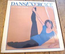 LP vinyl Album Danse Exercice Avec Claire Pimparé ! Passe Partout