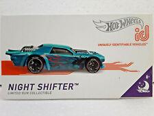 Night Shifter (2019) Nightburnerz Hot Wheels ID Limited Run Collectible Series 1