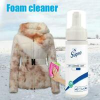 Dry Cleaning Spray Waterless Down Jacket Cleansing UK Cleaning 30ml Foam H0Z9
