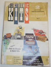 Electronic Kits Magazine How To Choose & Build Kits 1959 2nd Edition 090314R2