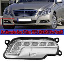 Right Daytime Running Light LED For Mercedes Benz W212 E350 E500 E550 2010-2013