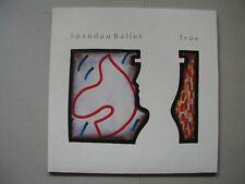 LP - Spandau Ballet - True - 1983