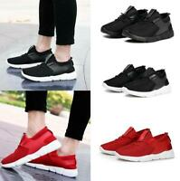Men's Women's Running Breathable Shoes Outdoor Sport Walking Sneakers Athletic