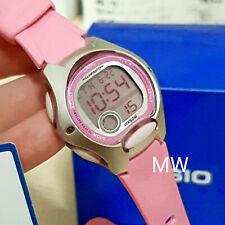 e7d2ae04d846 Reloj Digital Casio Damas Niños LW200 LW-200 LW-200-4B Cronómetro Alarma De  Goma