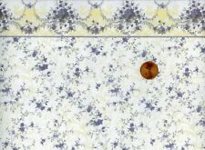 3 Sheets of Mini Graphics Hyde Park 216D2 Dollhouse Wallpaper