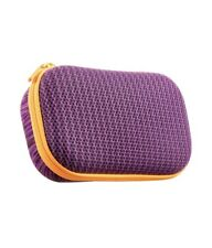 ZIPIt Colorz Pencil Case/Pencil Box/Storage Box,Orange and Purple