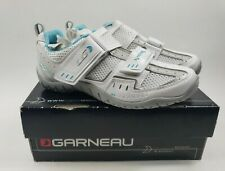 LOUIS GARNEAU WOMANS MULTI RX CYCLING SHOES / NEW IN BOX / SIZE 37/ MTB WHITE