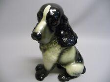 Goebel Cocker Spaniel groß Figur Tierfigur Hund H 29 cm