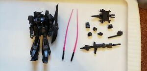 MSIA Mobile Suit In Action MSZ-006 Zeta Gundam Black Color Limited Edition