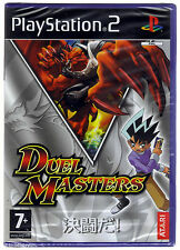 PS2 Duel Masters Limited Edition (2004), UK Pal, Brand New & Sony Factory Sealed