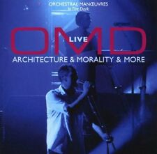 O.M.D - Architecture & Morality & More - Live - CD - NEU+VERSCHWEISST