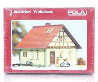 MINT SHRINK WRAPPED, POLA H0 1040, OO HO KIT - HALF TIMBERED RURAL HOUSE