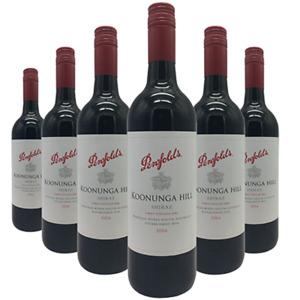 Penfolds Koonunga Hill Shiraz 2018 750mL x 6 Bottle