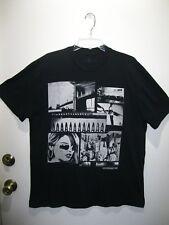 Marc Ecko Cut & Sew Till It Hurts N.Y.C. Black Graphic T-Shirt Size XL Free Ship