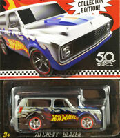 Hot Wheels '70 Chevy Blazer Collector Edition Mail-In Away Exclusive Zamac 50th