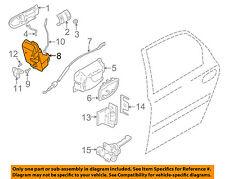 VOLVO OEM 01-09 S60 Rear Door-Lock or Actuator Latch Release 30784978