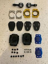 Speedplay Zero pedals and cleats