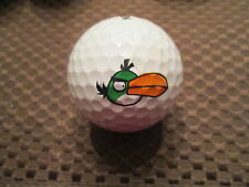 LOGO GOLF BALL-ANGRY BIRDS....THE GREEN BIRD