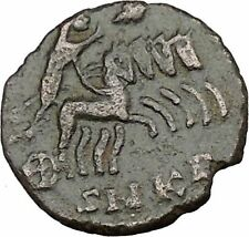 CONSTANTINE I the GREAT Heaven chariot Ancient Roman Coin Deification  i37502