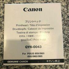 Genuine New Canon Qy6-0043 Print Head For I950 I960 I965 MP900 950I 960I - US