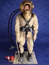 Vintage Figure - ACTION MAN - DEEP SEA DIVER - Original Toy & Instructions