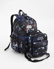 GAP KIDS BOYS GIRLS SENIOR BACKPACK LUNCH BAG SCHOOL Space Star Wars NEW