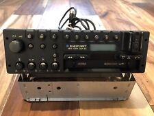 Blaupunkt New York SQR83 Car Stereo Cassette With Amplifier Porsche 911 928 944