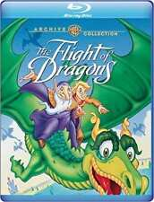 The Flight of Dragons Blu-ray (1982) - Arthur Rankin JR Jules BASS