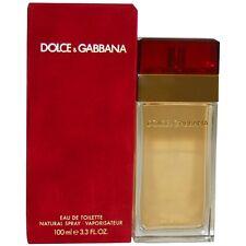 Dolce & Gabbana Red D&G RED 3.4 oz 3.3oz 100ml EDT Eau De Toilette Spray WOMEN