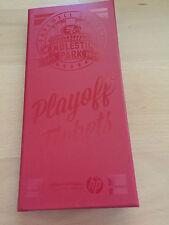 San Francisco 49ers Final Year Playoff Ticket Box 2013-2014 Final Season