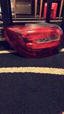 Mercedes A-Class Rear Light Fitting Assistance Service