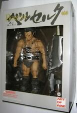 BERSERK ART OF WAR ZODD HUMAN FORM PVC ACTION FIGURE NUOVO NEW ZODDO