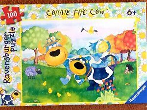 Connie the cow 100 Teile Puzzle von Ravensburger neu & ovp