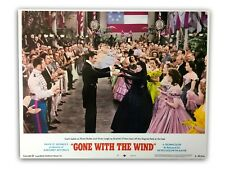 """""""GONE WITH THE WIND"""" ORIGINAL 11X14 AUTHENTIC LOBBY CARD PHOTO POSTER 1968 #20"""