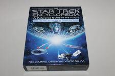 STAR TREK Encyclopedia A Reference Guide to the Future 3.0 PC MAC Macintosh NEU!