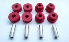 Ford Fiesta Mk1 Mk2 Rear Trailing Arm Bushes Stainless Inserts