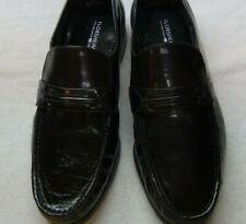 Men's Florsheim Black Dress Loafers Size 11 3E  EUC