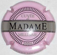 Capsule de Champagne: Super !!! PIERRE MIGNON  , n°40i , Cuvée Madame 2006