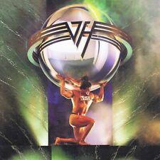 Van Halen 5150 Vinyl LP CD Cover Bumper Sticker or Fridge Magnet