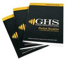 Ghs Safety Ghs2007 Reference Booklet,Chemical/Hazmat,P k10