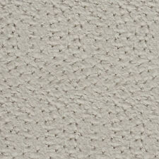 Off White Silver Gray Ostrich Leather Texture Vinyl Upholstery Fabric