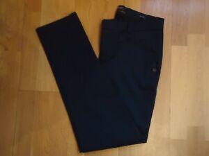 MAISON SCOTCH Pantalon chino slim noir T29 ou 40